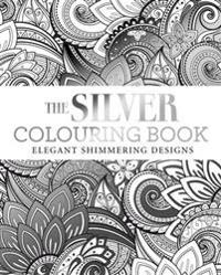 Silver colouring book