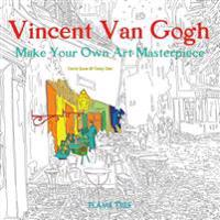Vincent Van Gogh Art Colouring Book