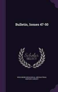 Bulletin, Issues 47-50