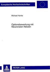 Optionsbewertung Mit Neuronalen Netzen