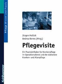 Pflegevisite: Ein Praxisleitfaden Fur Krankenpflege Im Operationsdienst Und Die Stationare Kranken- Und Altenpflege