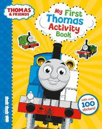 ThomasFriends: My First Thomas Activity Book