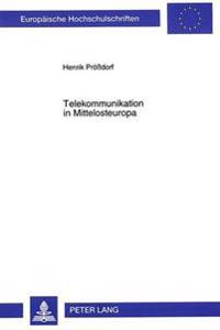 Telekommunikation in Mittelosteuropa