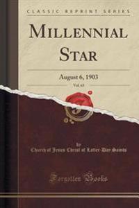 Millennial Star, Vol. 65
