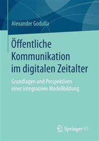 ffentliche Kommunikation Im Digitalen Zeitalter