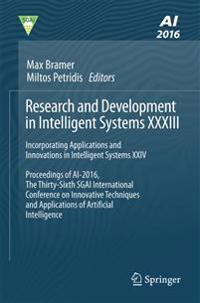 Research and Development in Intelligent Systems
