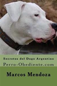 Secretos del Dogo Argentino: Perro-Obediente.com