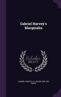 Gabriel Harvey's Marginalia