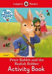 Peter Rabbit and the Radish Robber Activity Book