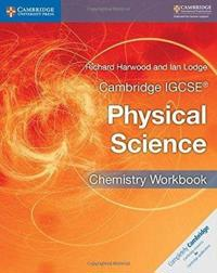 Cambridge Igcse Physical Science Chemistry