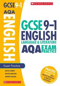 English language and literature exam practice book for aqa