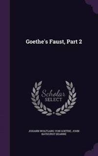 Goethe's Faust, Part 2