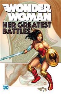 Wonder Woman: Her Greatest Battles TP