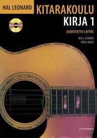 Hal Leonard kitarakoulu 1 (+ cd)