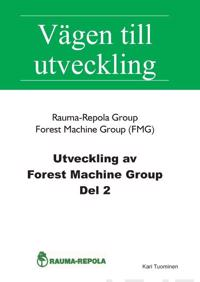 Utveckling av Forest Machine Group
