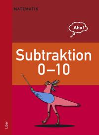 Aha Matematik-Subtraktion 0-10