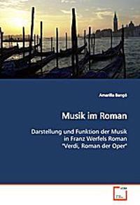 Musik im Roman