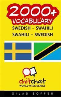2000+ Swedish - Swahili Swahili - Swedish Vocabulary