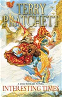 Interesting times : a Discworld novel