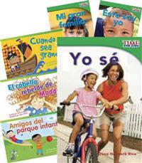 Todo Sobre Mi (Me, Myself, and I) 6-Book Set (Themed Fiction and Nonfiction)