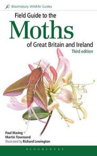 Field guide to the moths of great britain and ireland - third edition