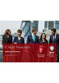 Icaew audit and assurance - passcards