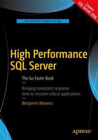 High performance sql server - the go faster book