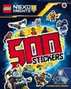 LEGO Nexo Knights: 500 Stickers
