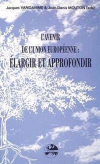 Lavenir De Lunion Europeenne