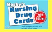 Mosby's Nursing Drug Cards E-Book