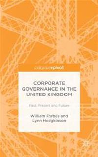 Corporate Governance in the United Kingdom