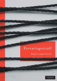 Forvaringsstraff - Birgitte Langset Storvik pdf epub