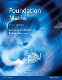 Foundation Maths with MyMathLab Global