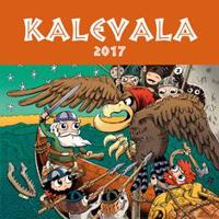 KALEVALA 2017 -SEINÄKALENTERI