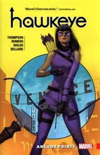 Hawkeye Kate Bishop 1