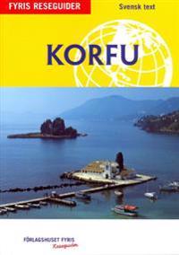 Korfu : reseguide utan separat karta
