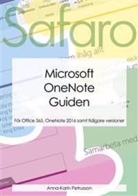 Microsoft OneNote Guiden