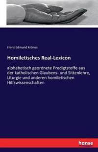 Homiletisches Real-Lexicon
