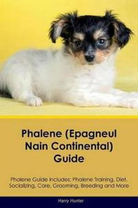 Phalene (Epagneul Nain Continental) Guide Phalene Guide Includes