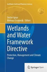 Wetlands and Water Framework Directive