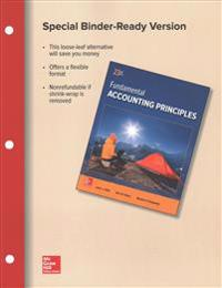 Gen Combo Looseleaf Fundamental Accounting Principles; Connect Access Card [With Access Code]