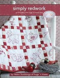 Simply Redwork