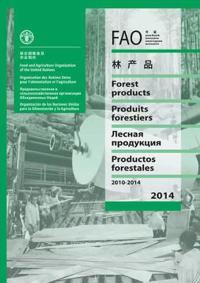 FAO yearbook of forest products 2010-2014