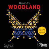 Sticker Art Woodland