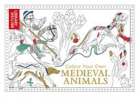 Colour Your Own Medieval Animals