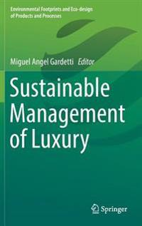 Sustainable Management of Luxury
