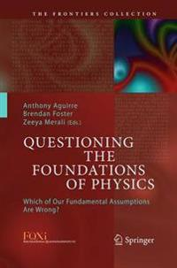 Questioning the Foundations of Physics