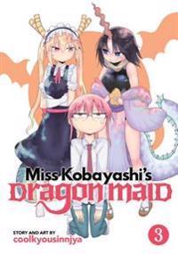Miss Kobayashi's Dragon Maid 3