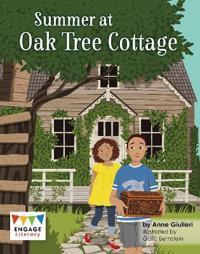 Summer at Oak Tree Cottage