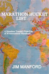 Marathon Bucket List